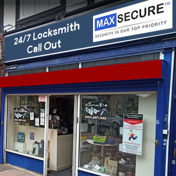 Locksmith store in Harringay